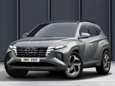 All New 2021 Hyundai Tucson Unveiled 13