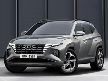 All New 2021 Hyundai Tucson Unveiled 12