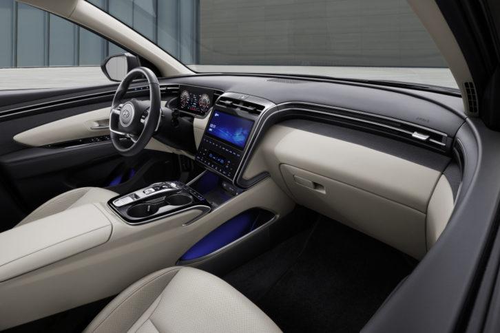 All New 2021 Hyundai Tucson Unveiled 18