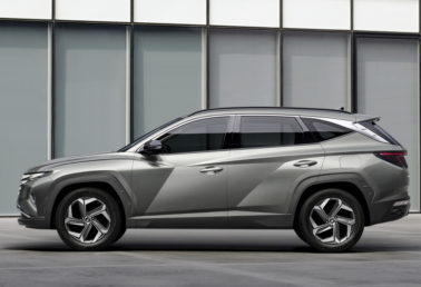All New 2021 Hyundai Tucson Unveiled 13