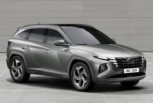 All New 2021 Hyundai Tucson Unveiled 12