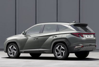All New 2021 Hyundai Tucson Unveiled 14