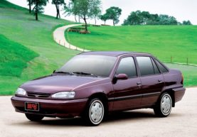Remembering Daewoo Racer- The Underrated Car of the 90s 16