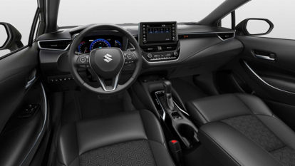 Corolla Estate-Based Suzuki Swace Debuts 5