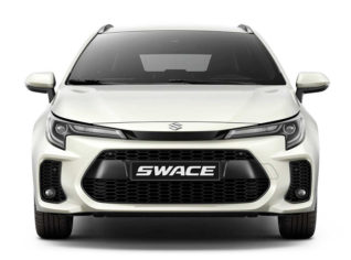 Corolla Estate-Based Suzuki Swace Debuts 2