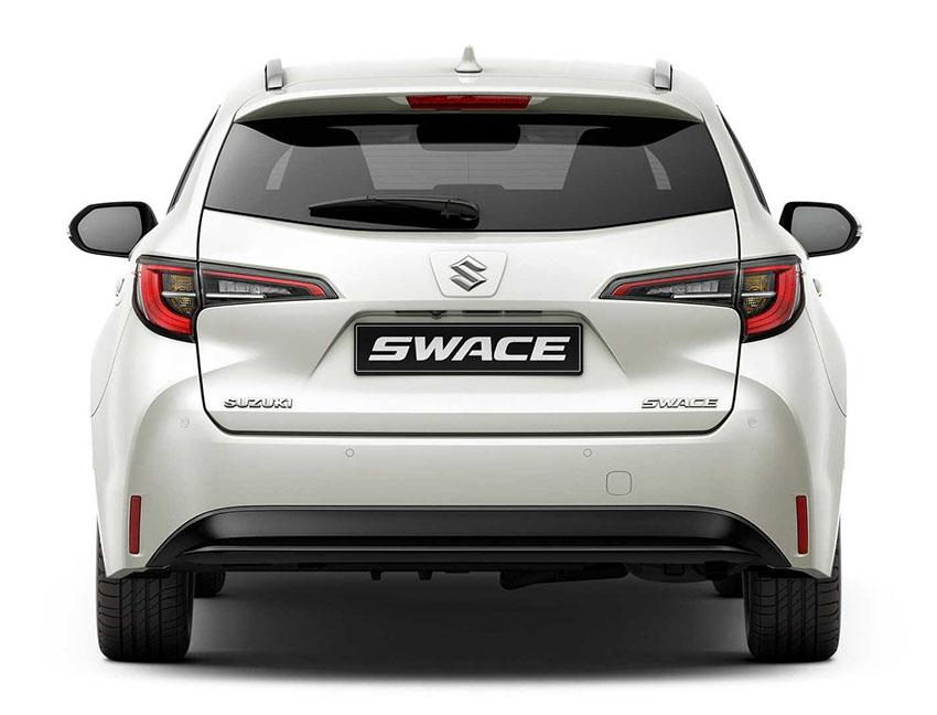 Corolla Estate-Based Suzuki Swace Debuts 4