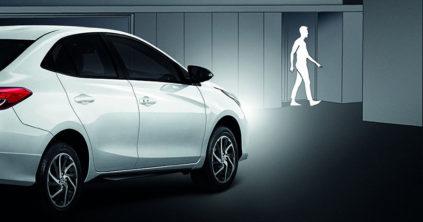 Peeping Into the New Thai-Spec Toyota Yaris Ativ Facelift 10