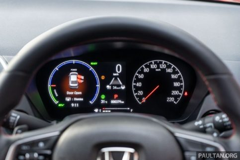 All New Honda City Sedan Launched in Malaysia 11