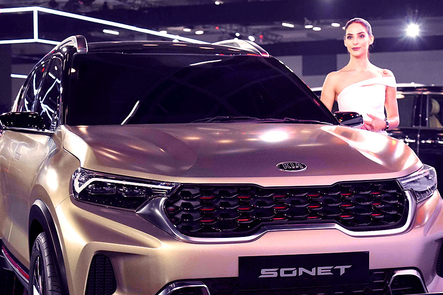 Kia Records Highest-Ever Sales in India Courtesy Sonet 3