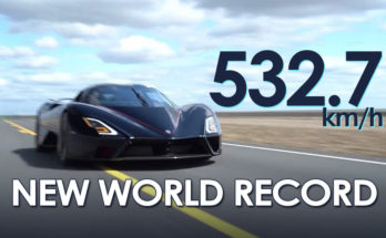 532.7 Km/h: SSC Tuatara is Officially World's Fastest Production Car 1