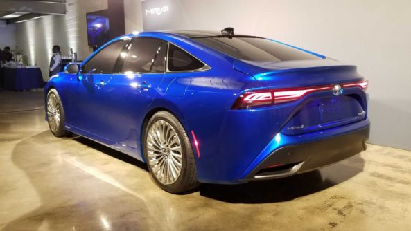 Toyota to Debut Next Gen Mirai in December 2020 3