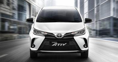 Peeping Into the New Thai-Spec Toyota Yaris Ativ Facelift 3