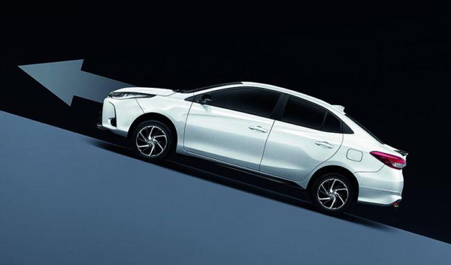 Peeping Into the New Thai-Spec Toyota Yaris Ativ Facelift 15