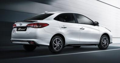 Peeping Into the New Thai-Spec Toyota Yaris Ativ Facelift 5