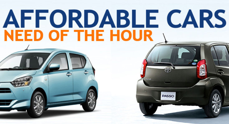 Affordable Cars- Need of the Hour 1