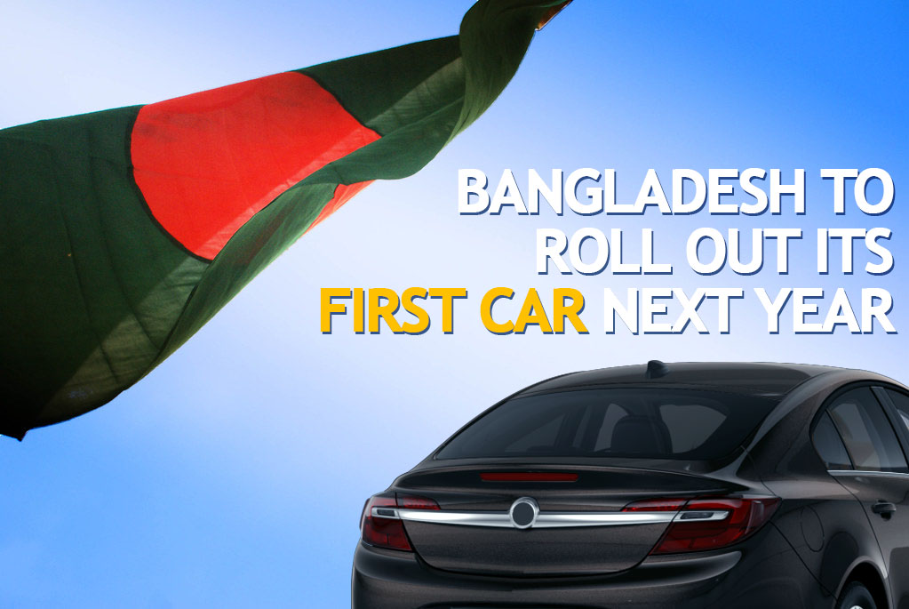 Bangladesh Will Roll Out Its First Car Next Year 7