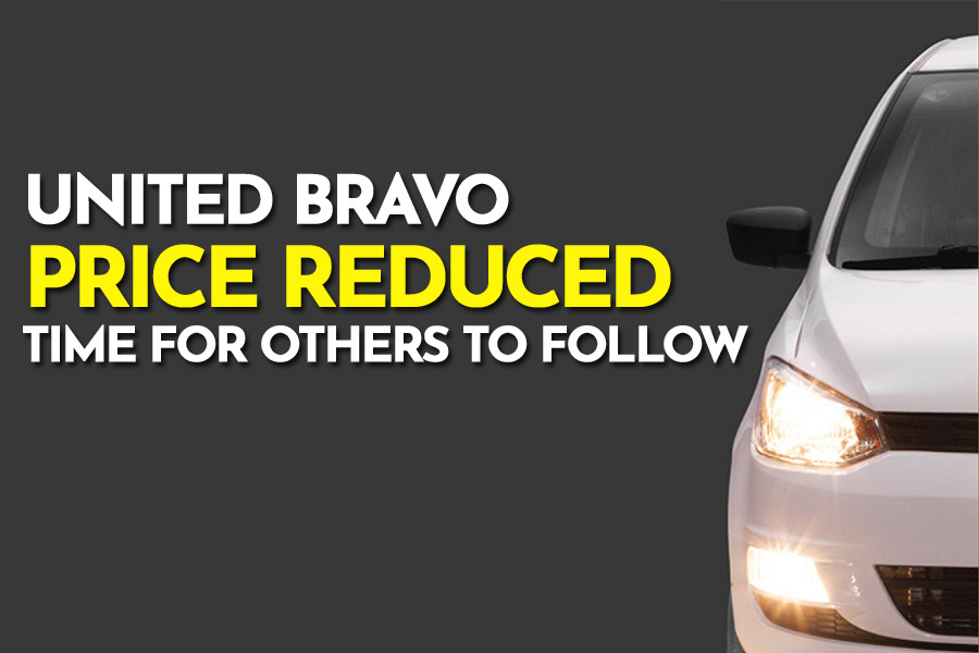 United Bravo's Price Reduction Should Set a New Trend 6