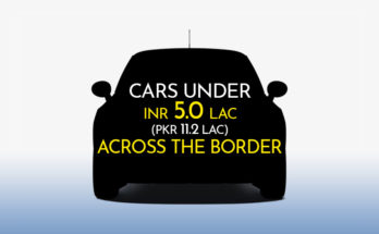 Cars Under INR 5.0 Lac Across the Border 1