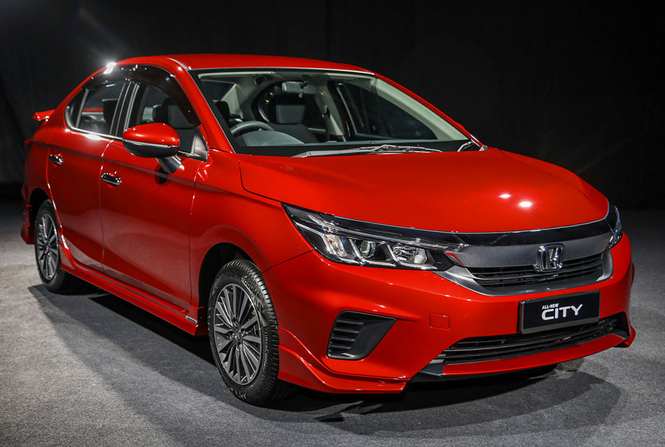 All New Honda City Sedan Launched in Malaysia 7