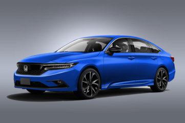 11th Gen Honda Civic- Speculative Renderings 2