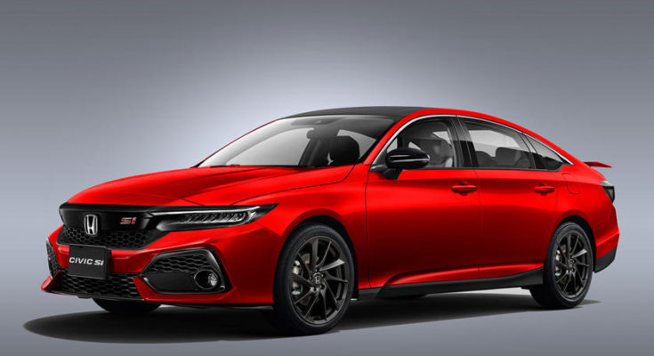 11th Gen Honda Civic- Speculative Renderings 1