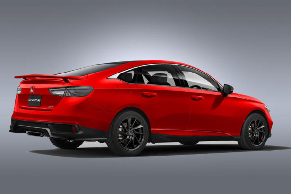 11th Gen Honda Civic- Speculative Renderings 4