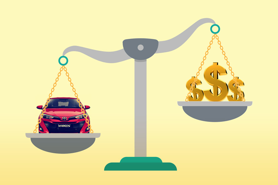 Are Local Assembled Cars Really Dependent on Dollar Rate? 7