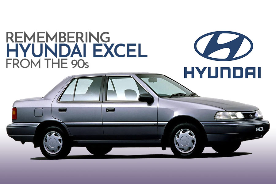 Remembering Hyundai Excel from the 90s 8