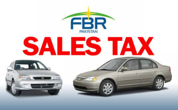 FBR to Impose Sales Tax on Used Cars 17