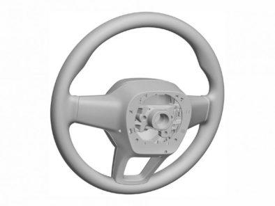 Next Gen Honda Civic Interior Patent Images Leaked 4