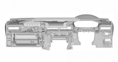 Next Gen Honda Civic Interior Patent Images Leaked 11