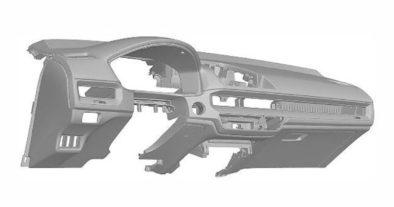 Next Gen Honda Civic Interior Patent Images Leaked 13