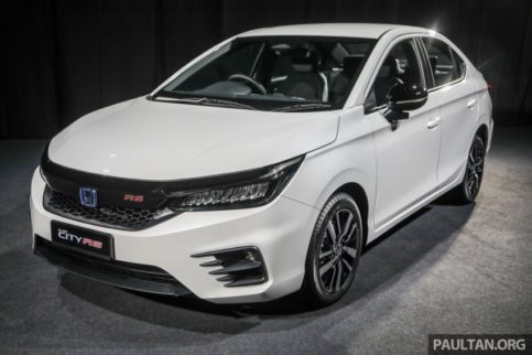 All New Honda City Sedan Launched in Malaysia 3