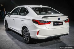 All New Honda City Sedan Launched in Malaysia 4