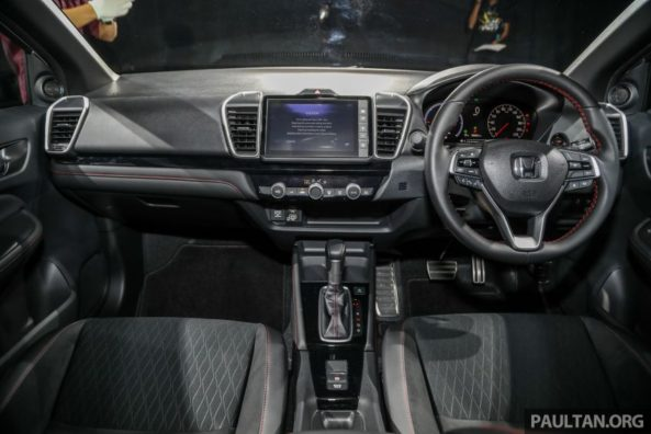 All New Honda City Sedan Launched in Malaysia 12