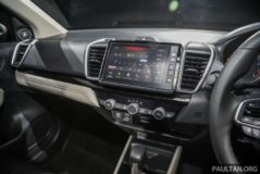 All New Honda City Sedan Launched in Malaysia 18