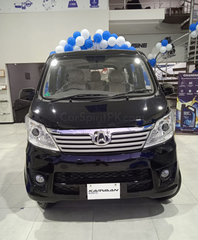 Changan Launches Flagship Karvaan Plus 2