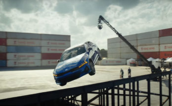 All New Kia K5 Performs Amazing Stunt in Latest TVC 6