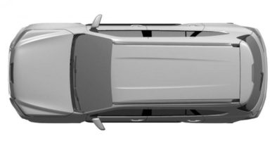 Next Gen Isuzu MU-X Patent Images Leaked 3