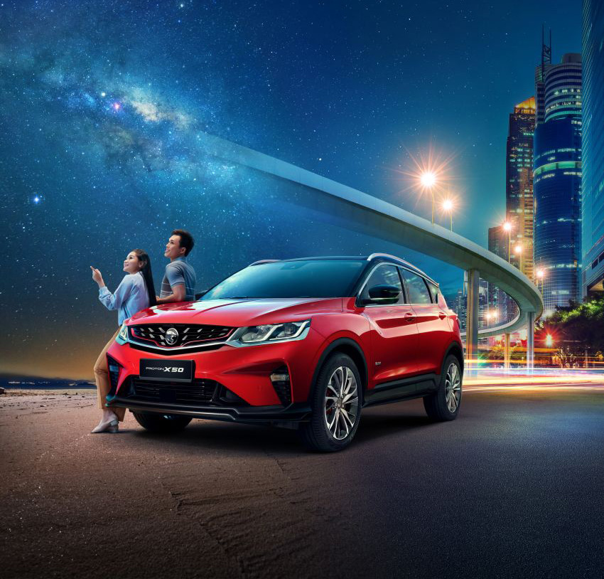Proton X50 Launched in Malaysia 14