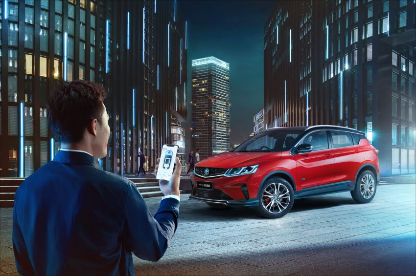 Proton X50 Launched in Malaysia 13