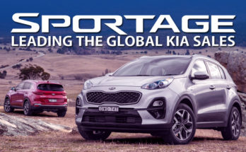 Sportage Leading the Global Kia Sales 4