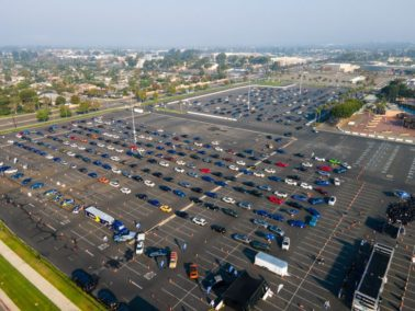 Subaru Broke the Guinness World Record for Largest Parade of Cars 3