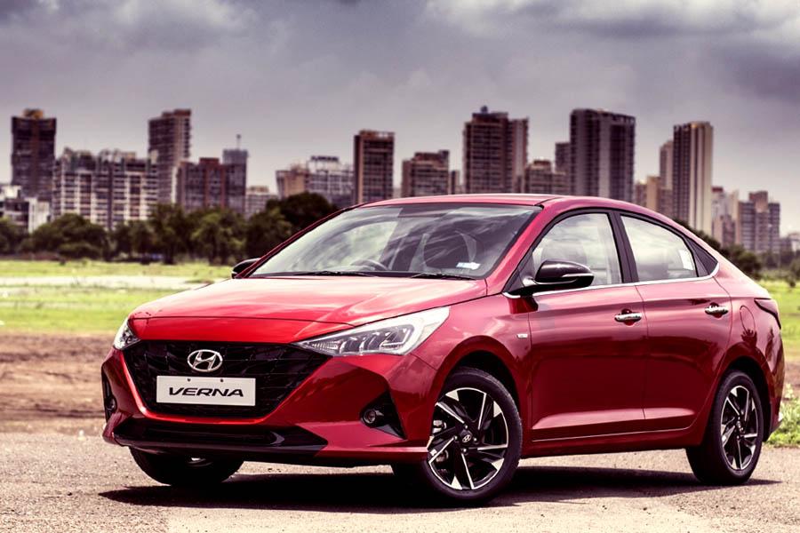 Hyundai Verna Gets New Base Variant in India at INR 9.03 Lac 5
