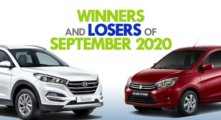 Winners and Losers of September 2020 1