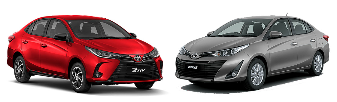 Peeping Into the New Thai-Spec Toyota Yaris Ativ Facelift 17