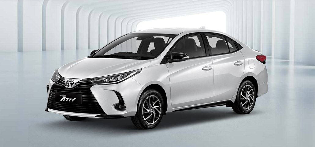 Peeping Into the New Thai-Spec Toyota Yaris Ativ Facelift 29