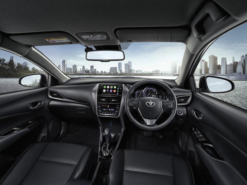 Peeping Into the New Thai-Spec Toyota Yaris Ativ Facelift 18