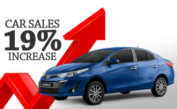 Car Sales Increased by 18% in September 5