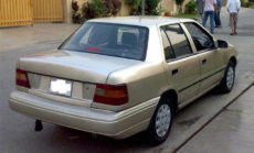 Remembering Hyundai Excel from the 90s 7